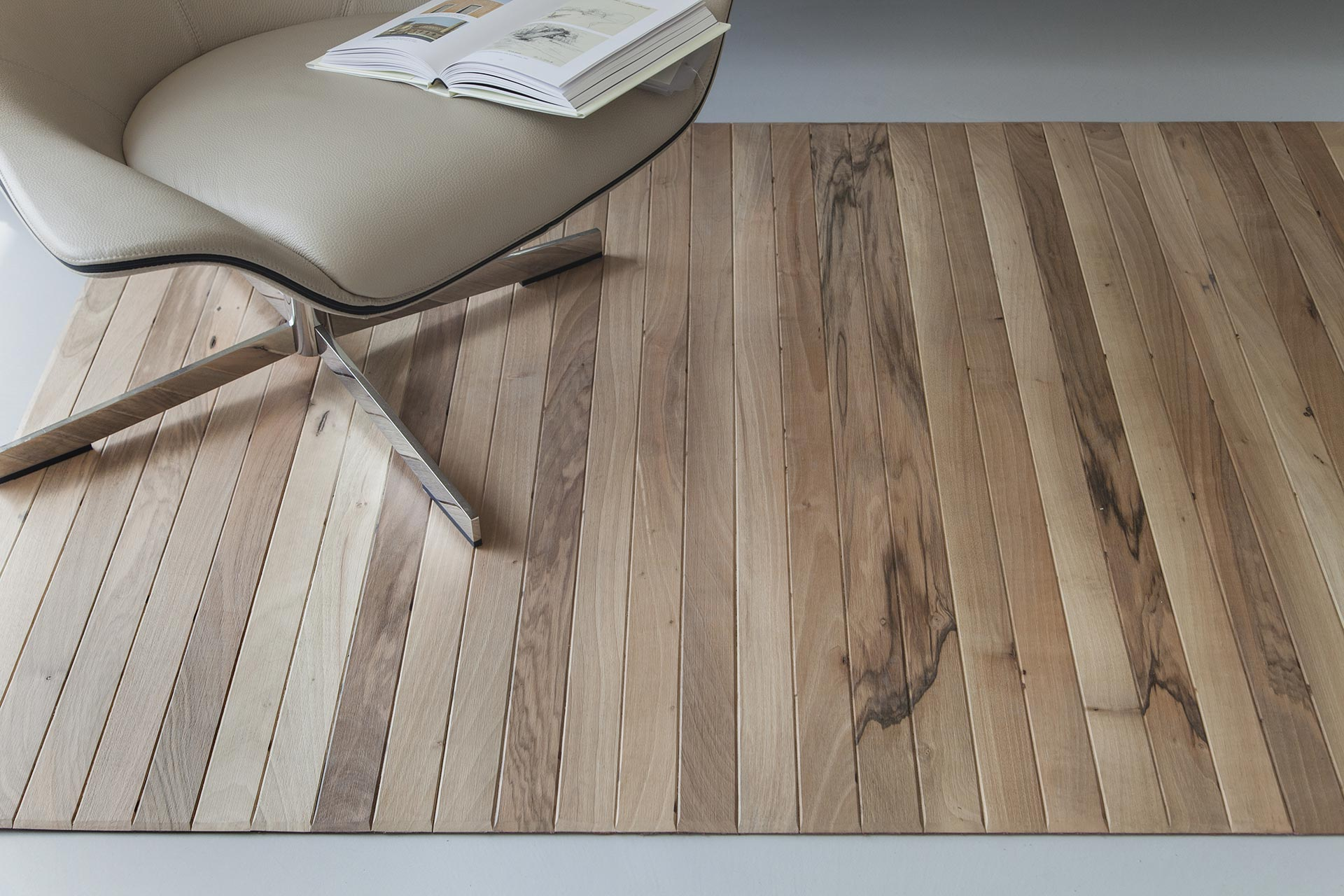 Tappeti in Legno by Schinco Parquet. Tappeti Made in Italy